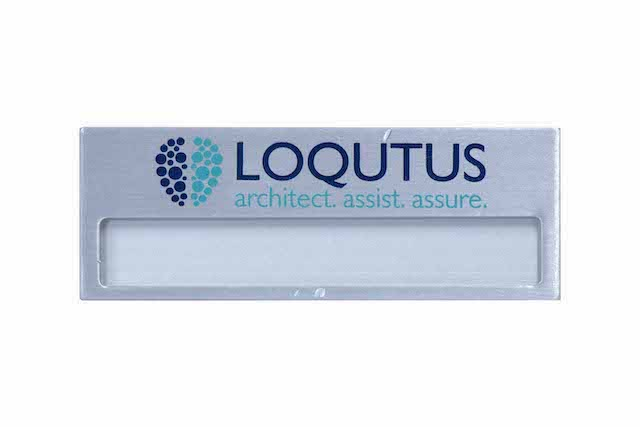 Loqutus architect, assist, assure